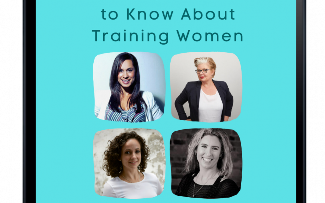 Virtual Summit: What Fitpro's Need to Know about Training Women