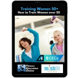 Training Women 50+