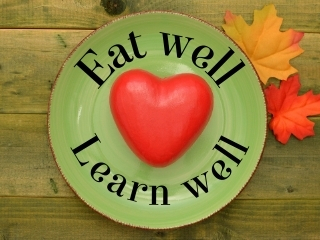 Eat well. Learn well.